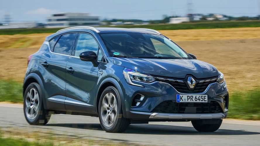 Renault Captur E-Tech PHEV im Test (2021)