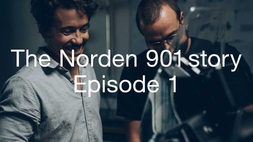 Watch Husqvarna Take Us Inside The Norden 901 Design Process