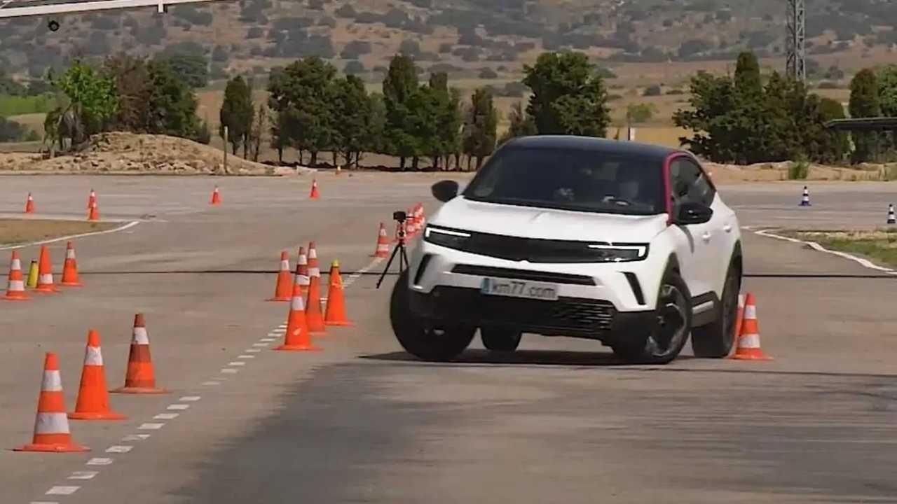 Opel Mokka jávorszarvasteszt