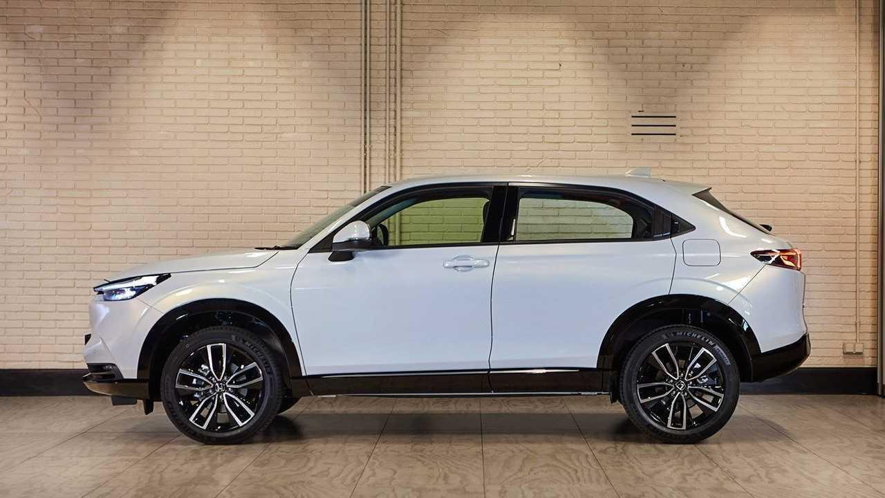 Precios para España de la gama Honda HR-V e:HEV