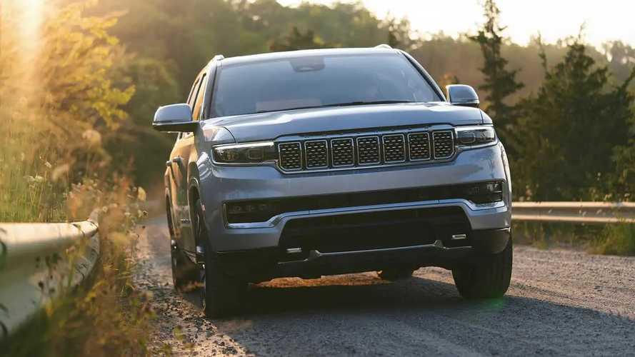 Jeep Has Already Raised Wagoneer, Grand Wagoneer Prices