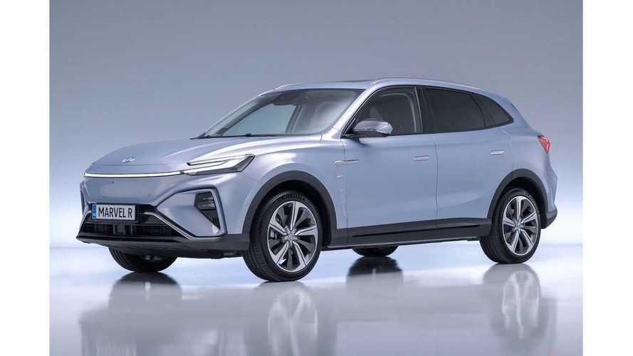 MG'nin yeni SUV'si Marvel R Electric 2022'de Türkiye'de!