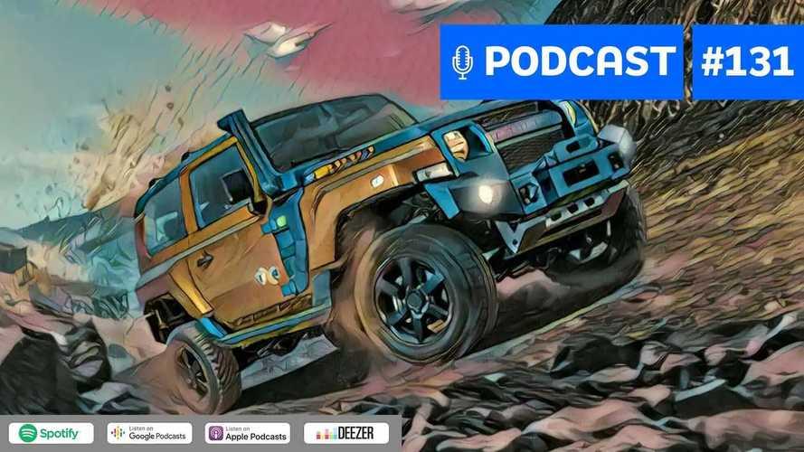 Motor1.com Podcast #131: A história e o triste fim da Troller