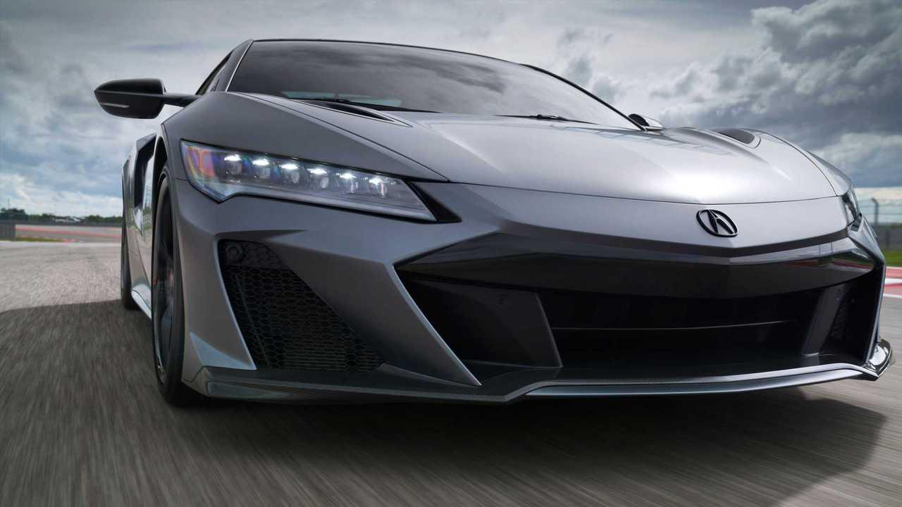 Следующая Acura NSX может стать электромобилем