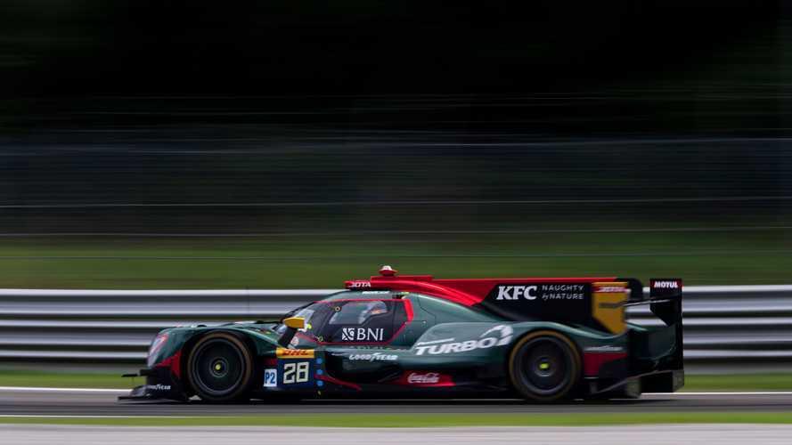 Sean Gelael dan Tim JOTA Lebih Pede Jelang FIA WEC di Monza