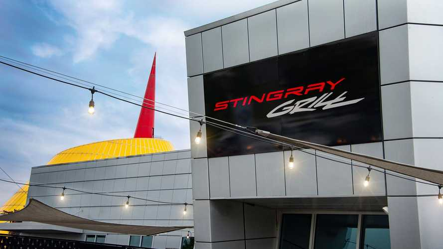 New National Corvette Museum Eatery Serves Delicious Delicacies