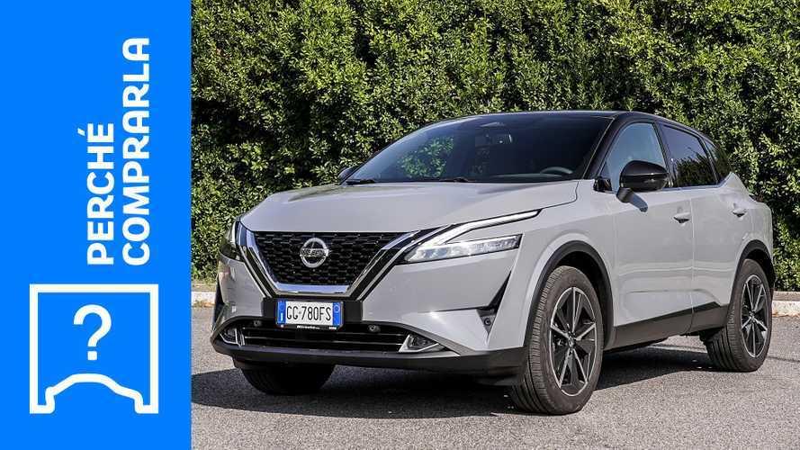 Nissan Qashqai (2021), perché comprarla e perché no
