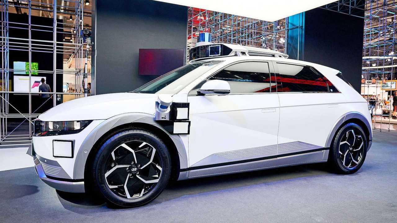 Hyundai no Salão de Munique