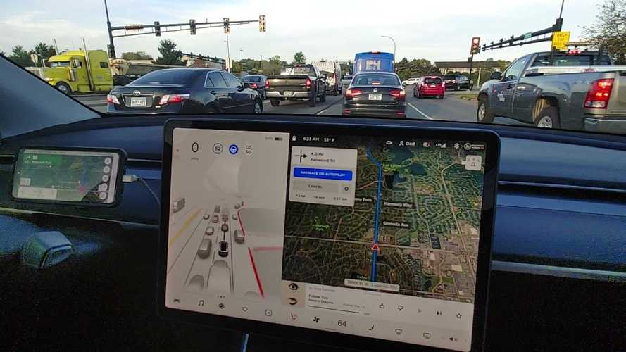 First-Time Tesla FSD Beta Tester Provides Outstanding Commentary