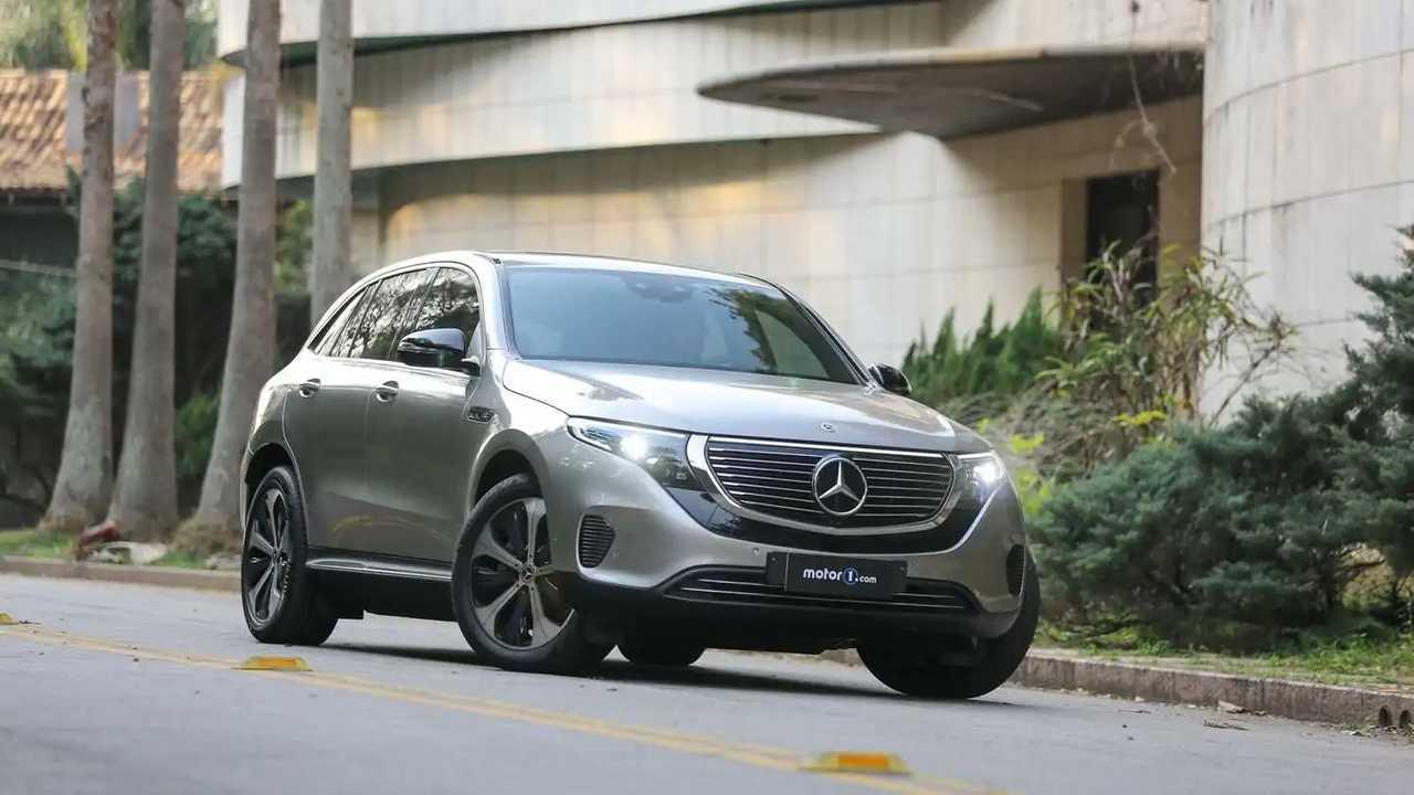Mercedes-Benz EQC 400 2021
