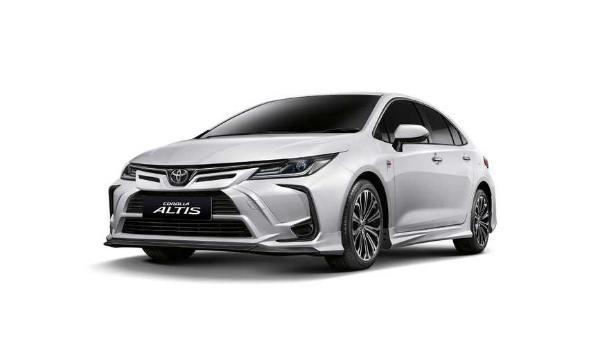 Toyota Corolla Nurburgring Edition Is Real And (Kind Of) Makes Sense