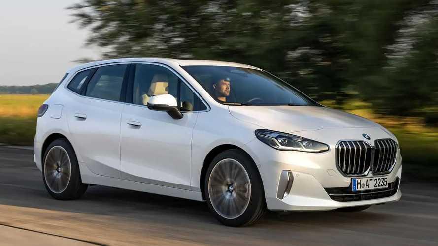 BMW 2 Serisi Active Tourer (2021)