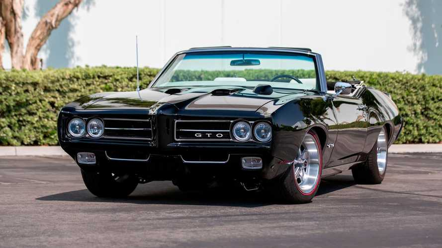 Pontiac GTO Convertible Previously Owned By Val Kilmer Goes To Auction