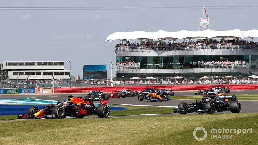 Shovlin: Accident between Hamilton and Verstappen 'inevitable'