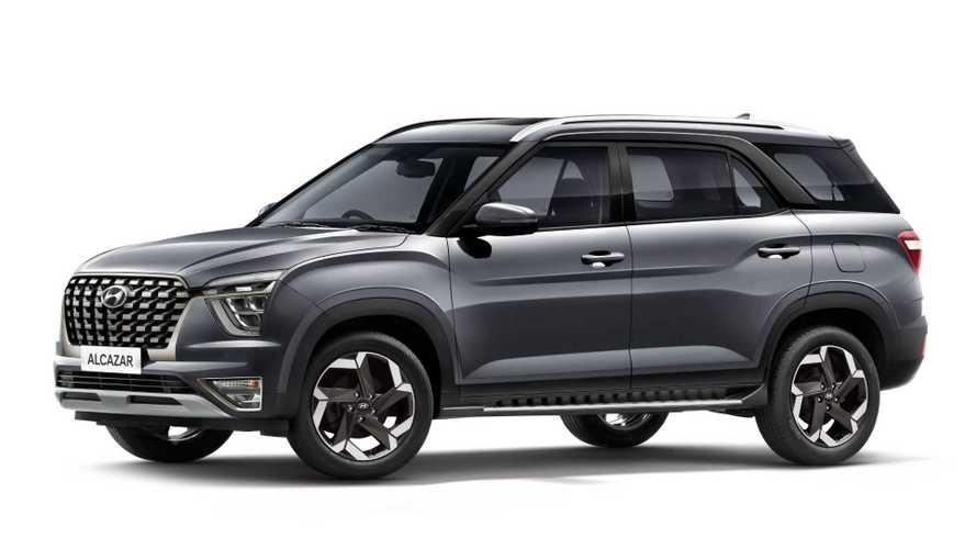 Hyundai Alcazar, o Creta das famílias, já acumula 11 mil pedidos