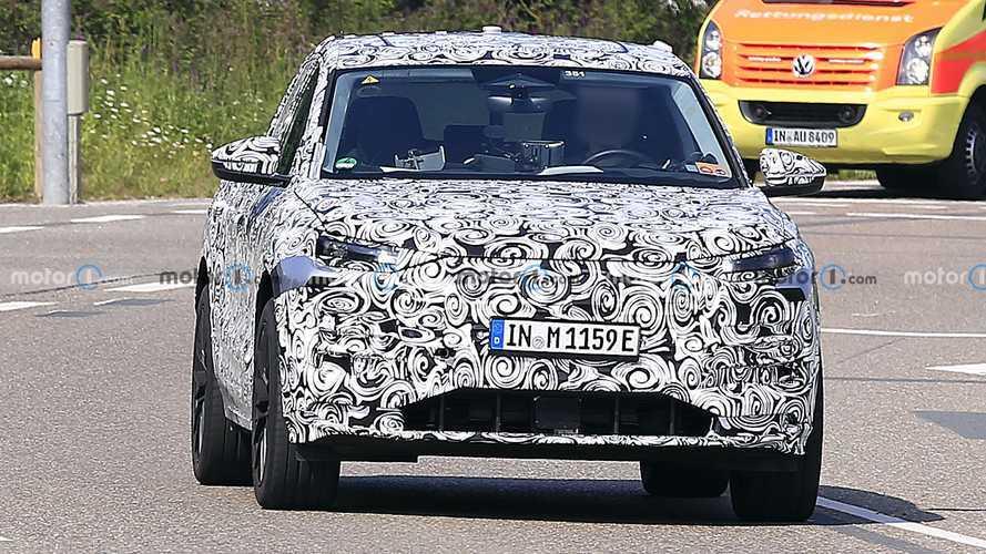 2023 Audi Q6 E-Tron Spy Shots