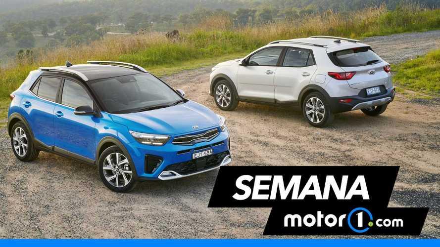 Semana Motor1.com: Novo SUV da Kia no Brasil, novo Captur e mais