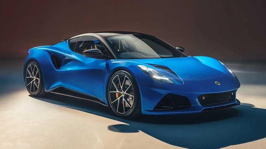 Lotus Emira será o último com motor a combustão da marca inglesa