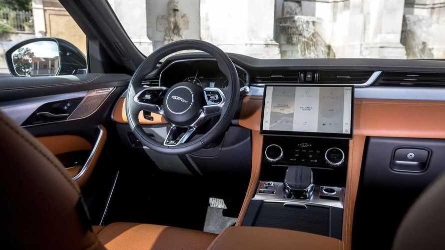 Jaguar F-Pace Greenstone e Greystone