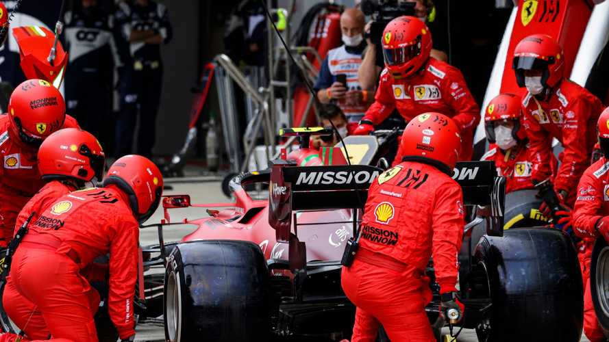 F1, Ferrari: quando i pit stop sono più croce che delizia
