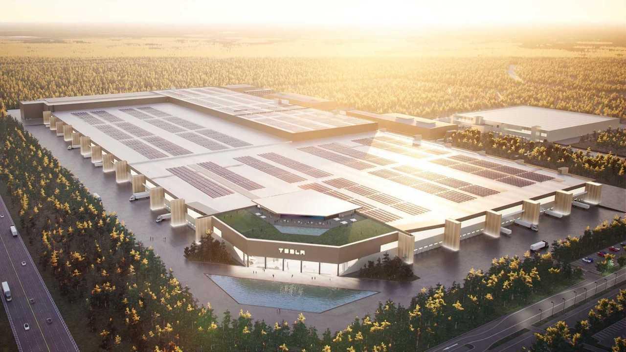 Tesla soll für die Batteriezell-Fabrik in Grünheide 1,1 Milliarden Euro Förderung bekommen