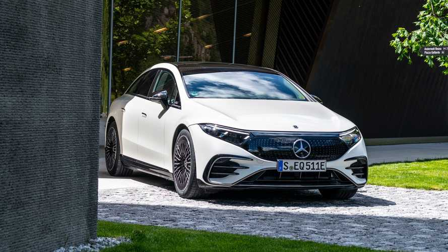 Mercedes-Benz EQS Priced From $102,310 In US