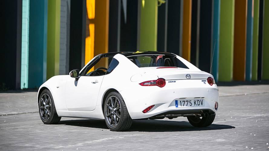 Mazda MX-5 RF 2.0 160 CV Zenith 6V