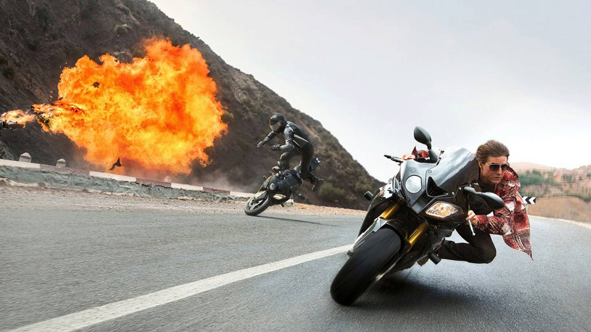 The Awesome Mission Impossible Bikes