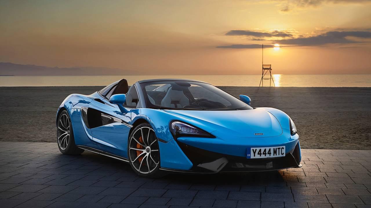 1. McLaren 570S