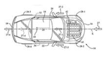 Chevy Corvette Active Aero Patents