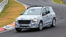 Mercedes-Benz GLB-Class Spy Shots