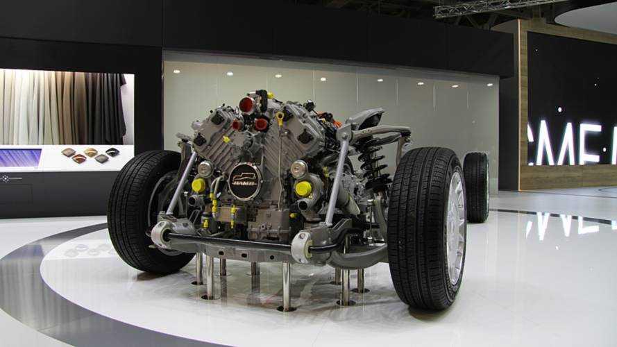 Мотор от Aurus переделают в двигатель для самолётов