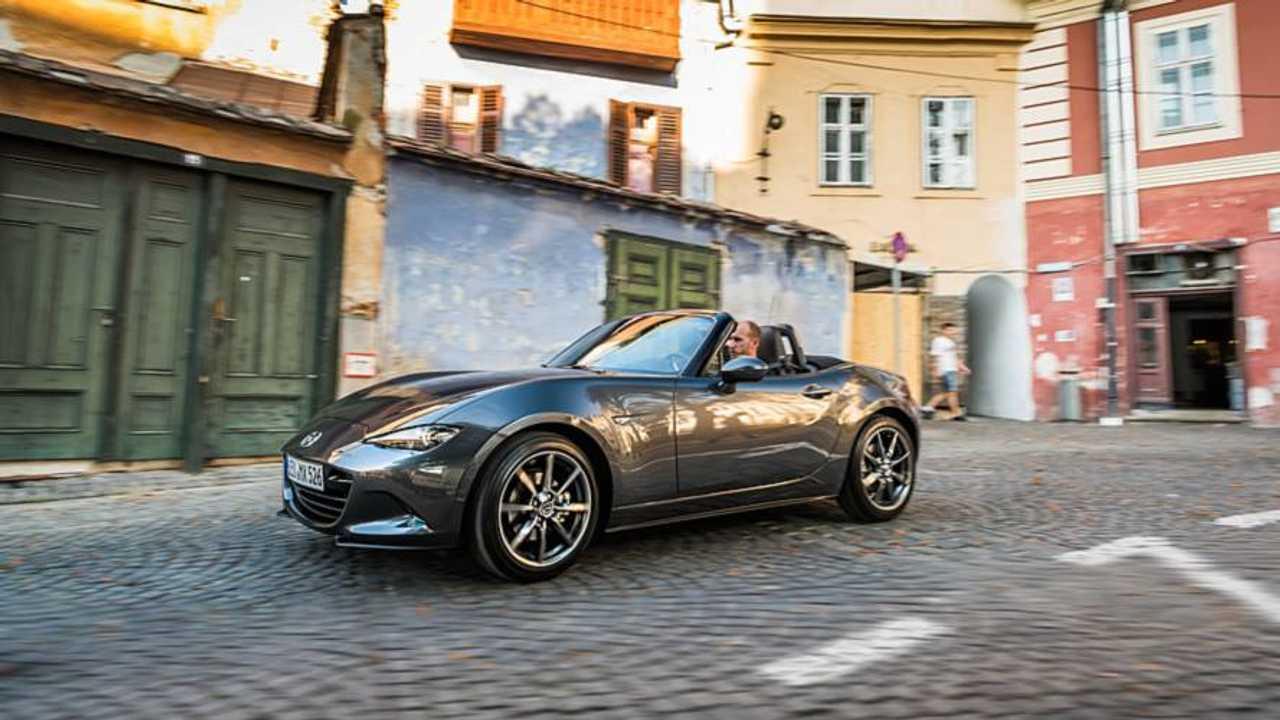 Primera prueba Mazda MX-5 2018