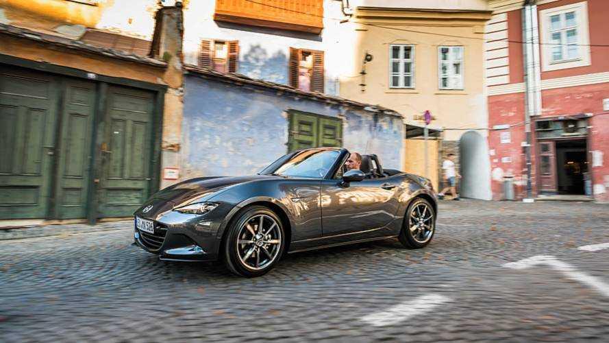 Mazda MX-5 2019: precios de toda la gama