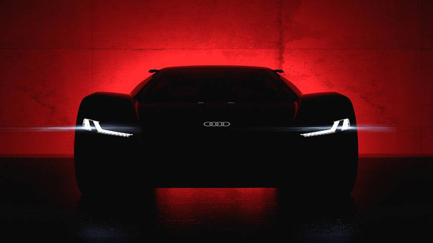 Audi PB-18 E-Tron Concept Teased For Enthusiasts