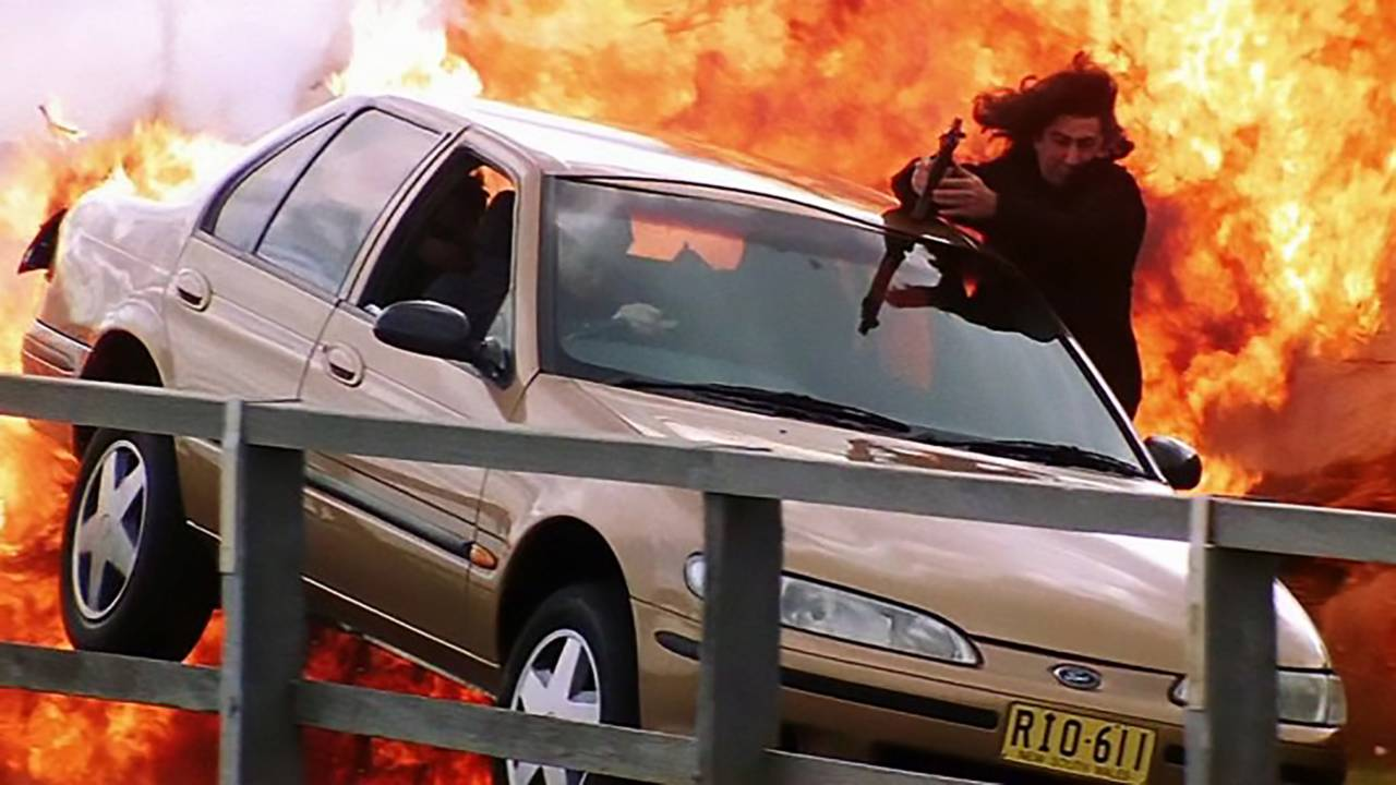 Mission Impossible Cars on Ford Falcon Straight 6 Engine