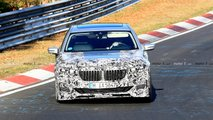 Alpina B7 Facelift Spy Photos