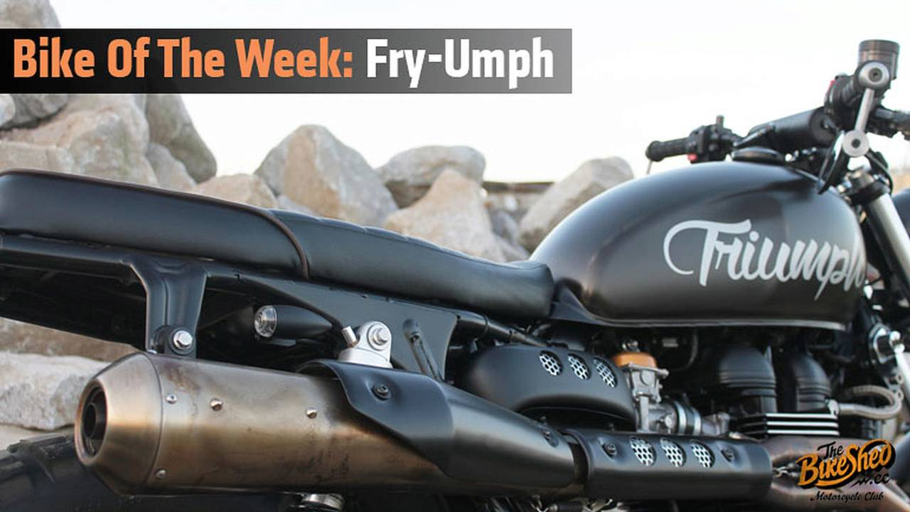 Bike Of The Week: Fry-Umph