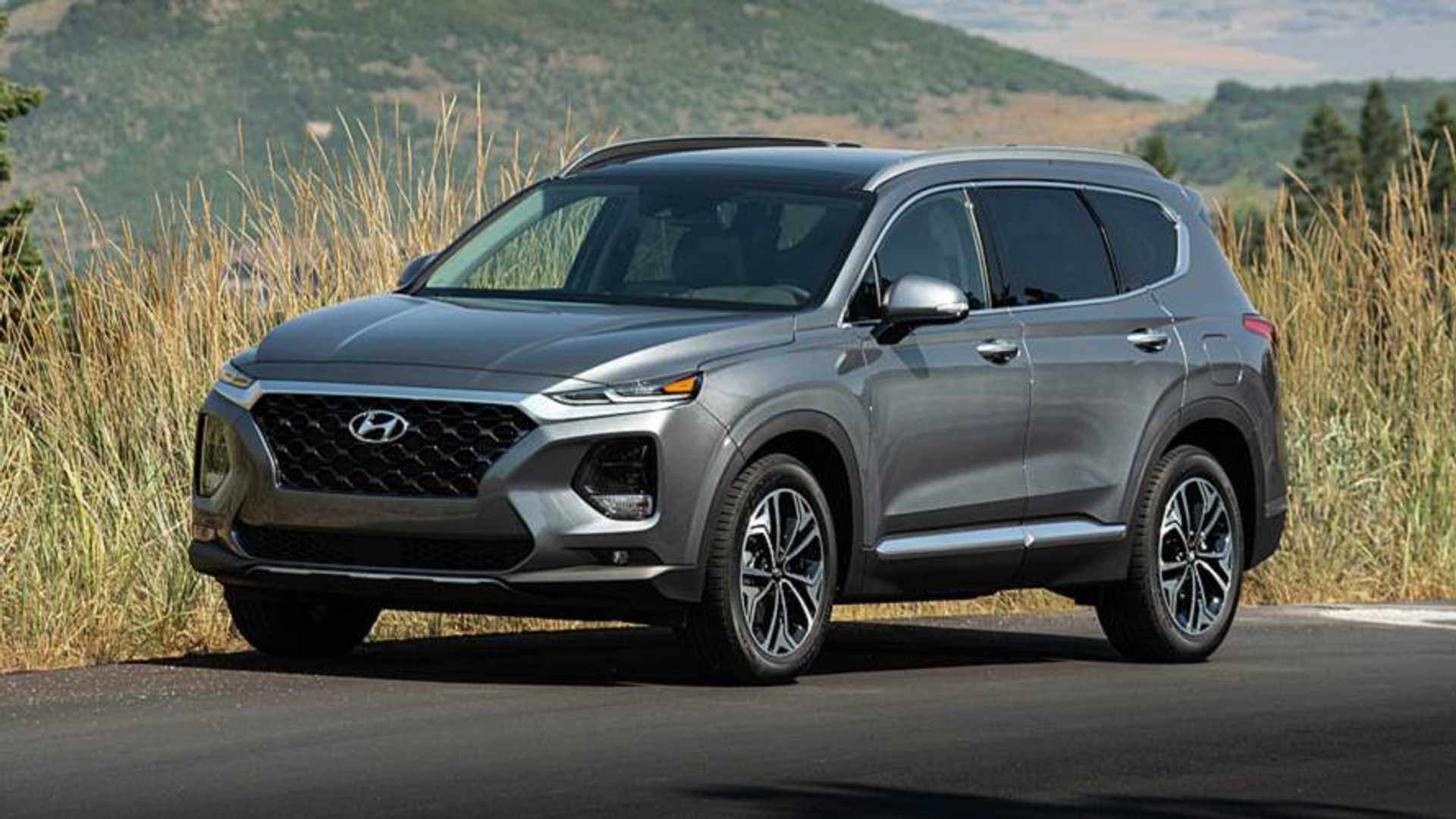 2019 Hyundai Santa Fe First Drive: Flawed And Fantastic