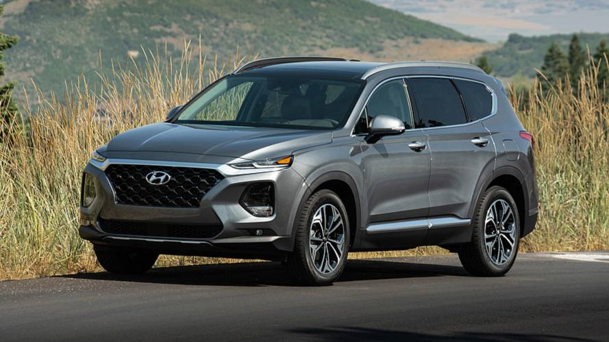 2019 Hyundai Santa Fe First Drive: Flawed And Fantastic