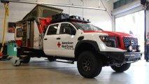 Nissan Ultimate Service Titan