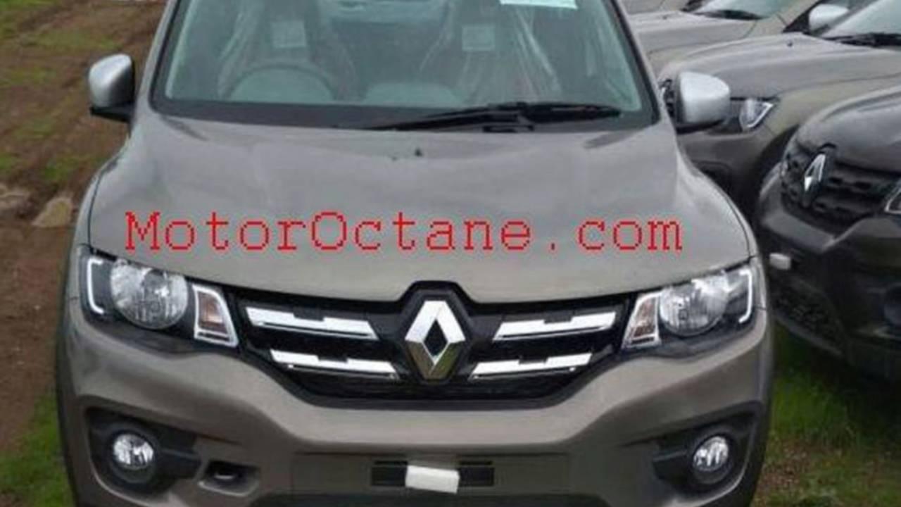 Flagra - Renault Kwid facelift