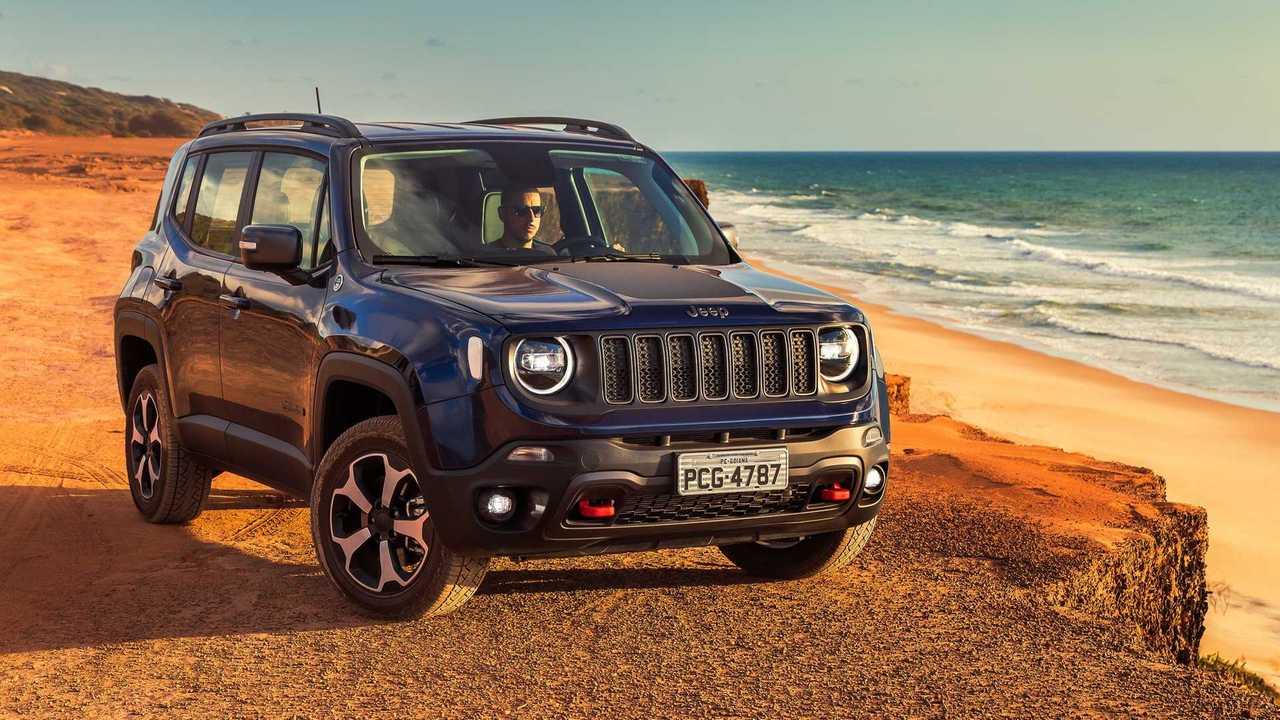 Jeep Compass e Fiat Toro reestilizados chegam em 2020 com motor 1.3 turbo Primeiras-impressoes-jeep-renegade-2019