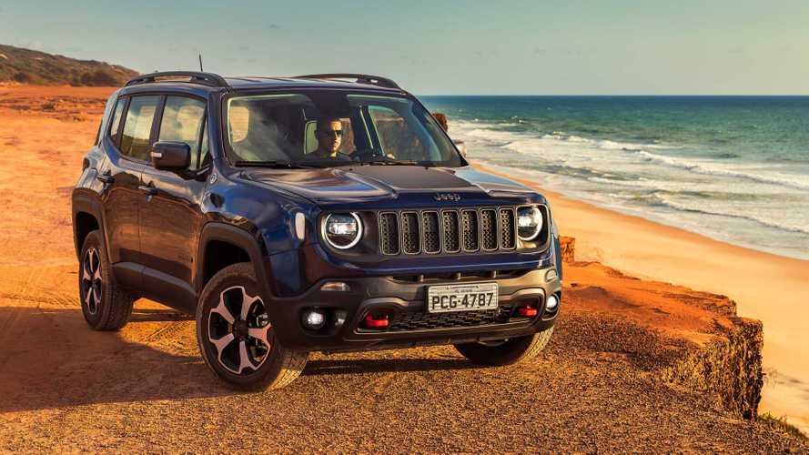Jeep Renegade completa 5 anos e comemora 250 mil unidades no Brasil