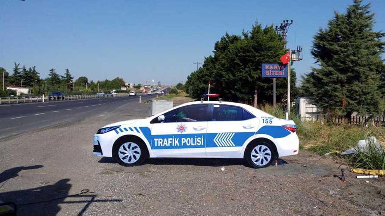 Maket Polis Araçları