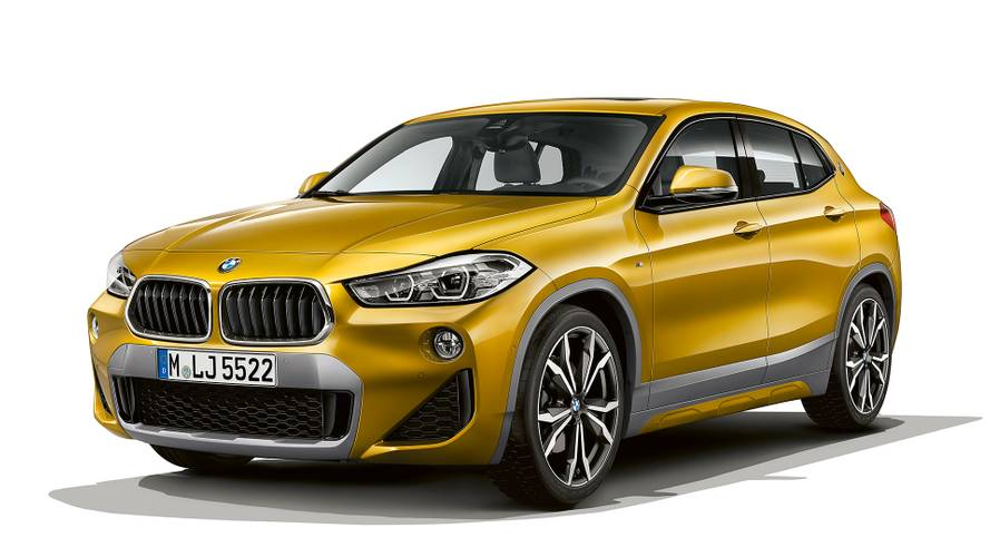 BMW X2 sDrive 20d