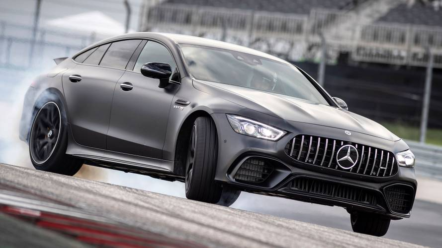 2019 Mercedes-AMG GT 4-Door First Drive: Wunderbar