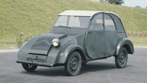 Citroën 2CV Prototyp TPV