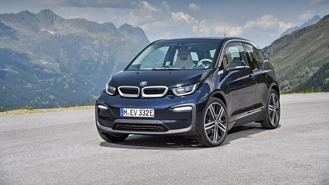 3. (TIED) BMW i3: 33.4 days