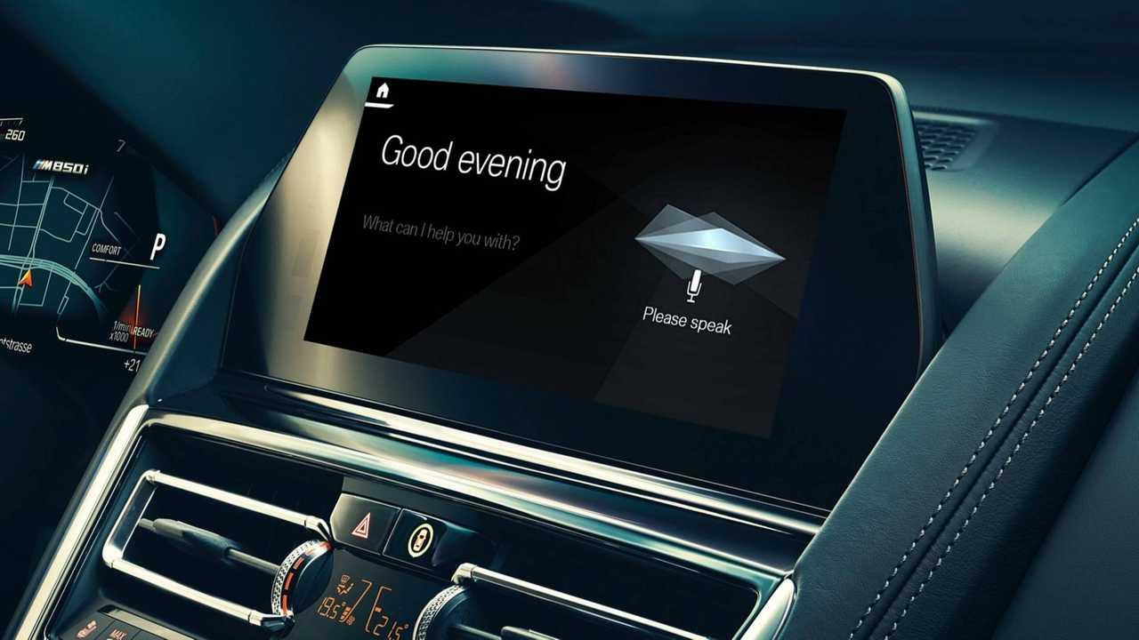 BMW BMW Intelligent Personal Assistant